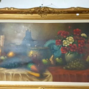 schilderij stilleven