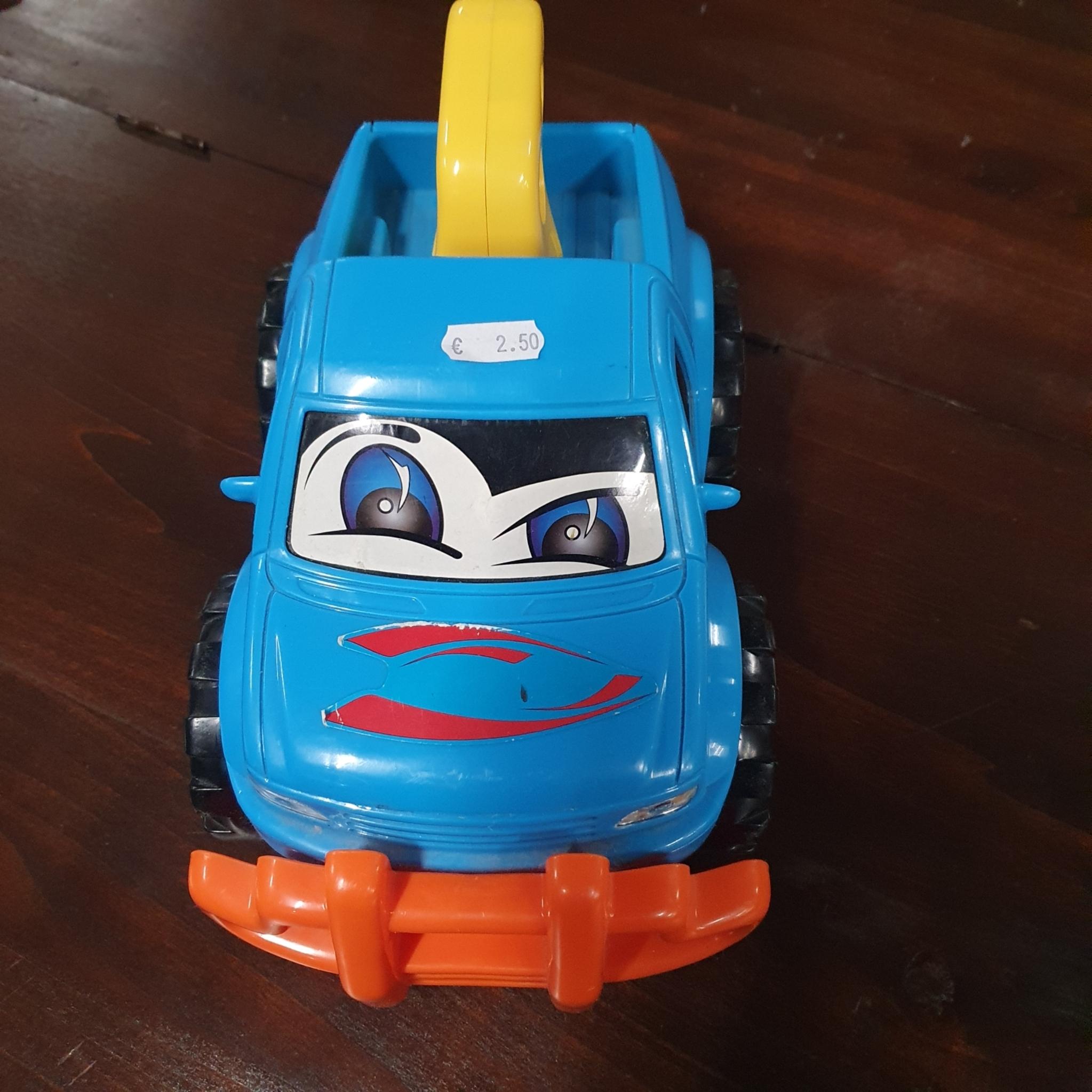 Speelgoed auto