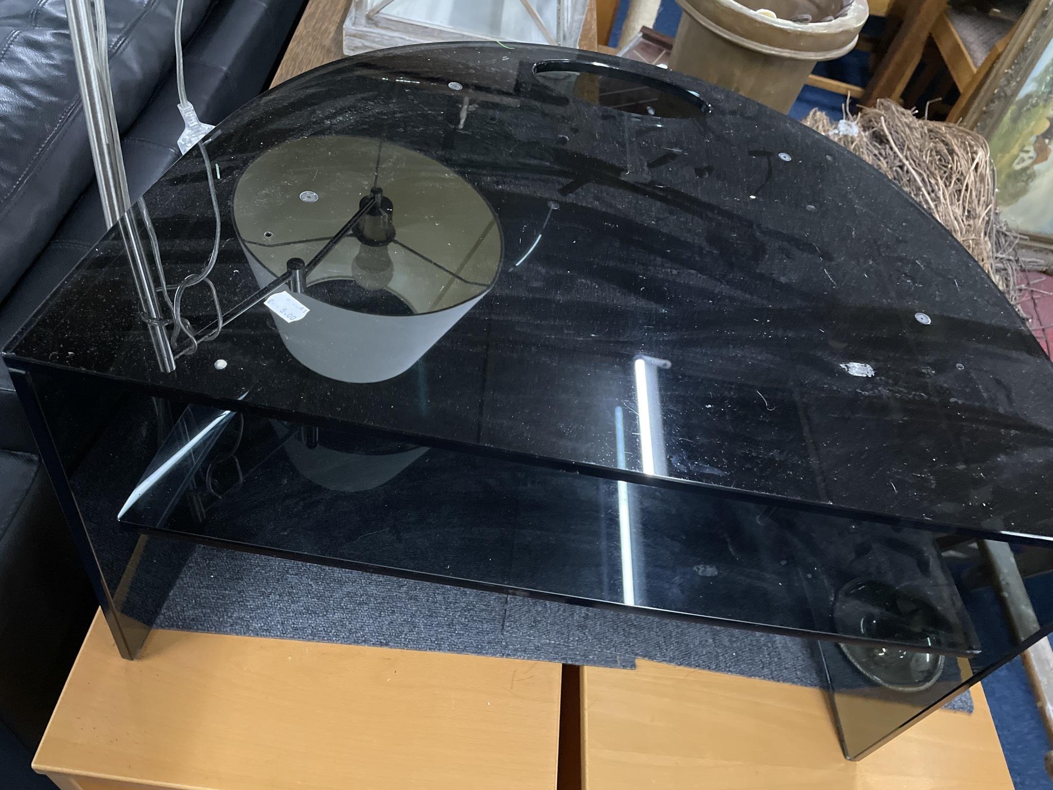 Tv Tafel Van Glas