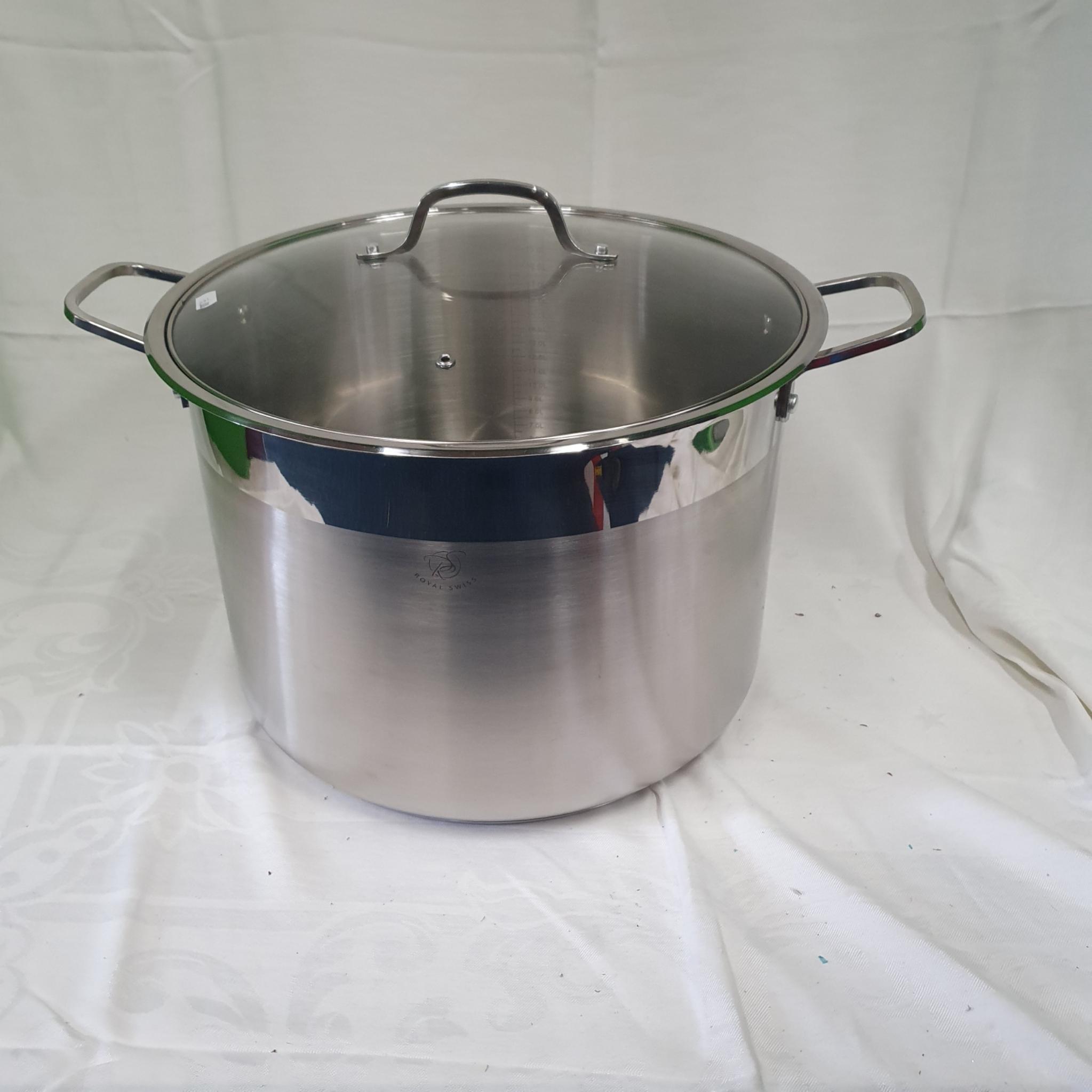Soep pan groot 20 liter